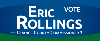 Eric Rollings for Orange County Commissioner 3