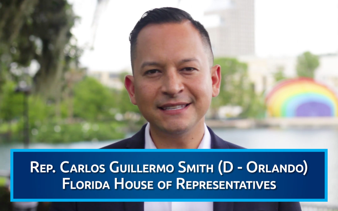 State Rep. Carlos Guillermo Smith Endorses Eric Rollings for Orange County Commission District 3