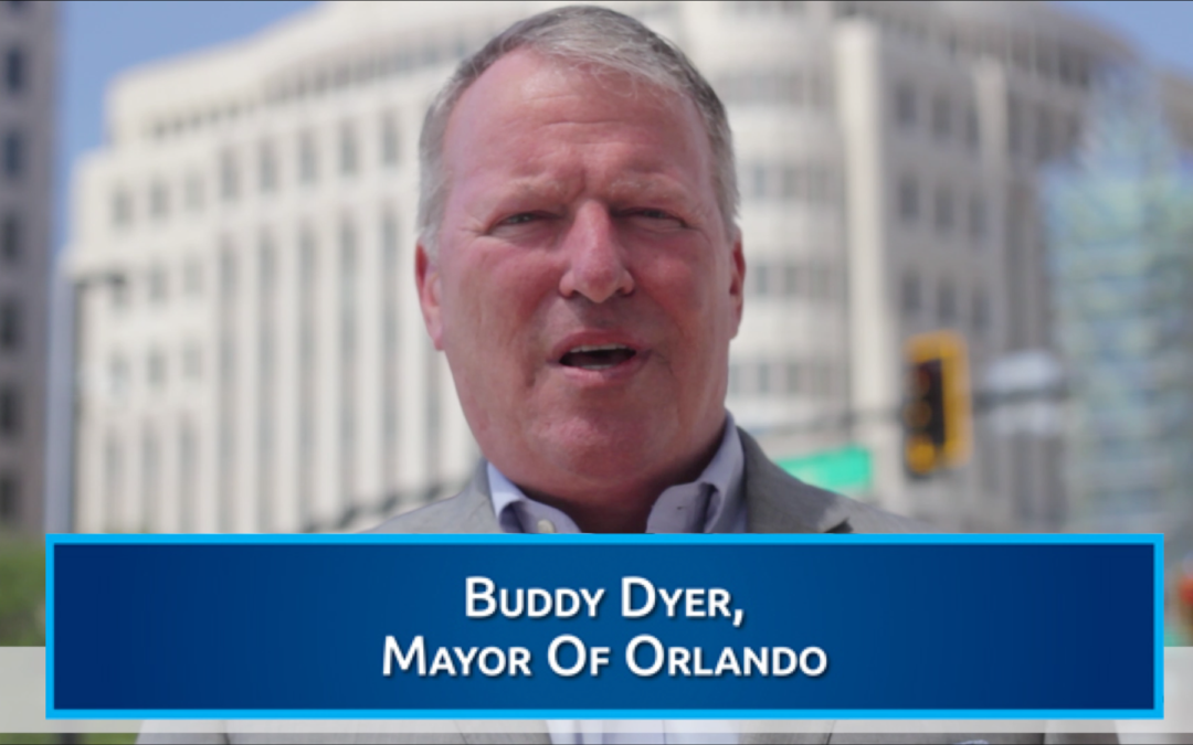 Orlando Mayor Buddy Dyer endorses Eric Rollings